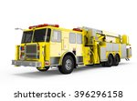 Yellow Firetruck Perspective...