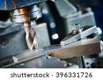 industrial metalworking cutting ... | Shutterstock . vector #396331726