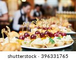 catering service. set table    Shutterstock . vector #396331765