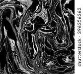 dark acrylic texture. black and ...   Shutterstock . vector #396356362