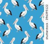 Pelican Pattern  Texture Desig...