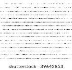 grunge raster lines | Shutterstock . vector #39642853