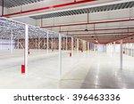 new large modern storehouse... | Shutterstock . vector #396463336