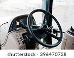 Steering Wheel And The Control...