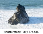 Rock Formations In The Ocean