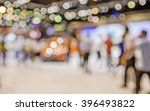 abstract blurred of people are... | Shutterstock . vector #396493822