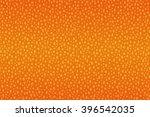 Orange Skin Surface Closeup...