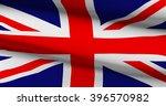 uk flag  vector    Shutterstock .eps vector #396570982