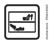 Shoe Cabinet Icon