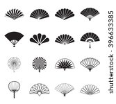 Collection Of Handheld Fan...