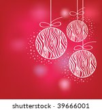 vector background with... | Shutterstock .eps vector #39666001