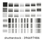 set of 51 square stipple... | Shutterstock . vector #396697486