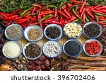 spice is a natural use... | Shutterstock . vector #396702406