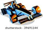 vector illustration of f1... | Shutterstock .eps vector #39691144