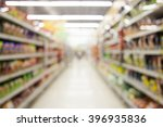 shopping in the supermarket ... | Shutterstock . vector #396935836