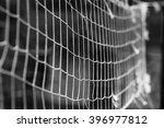 a net background for the game... | Shutterstock . vector #396977812