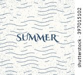 Summer   Typographic Design In...