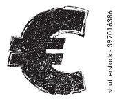 money symbol.euro  | Shutterstock .eps vector #397016386