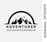 adventurer  vector illustration | Shutterstock .eps vector #397124272