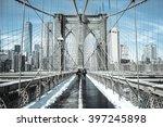 new york   circa february 2015  ... | Shutterstock . vector #397245898