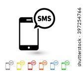 phone sms icon