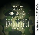 lettering serif  graphics...   Shutterstock .eps vector #397355836