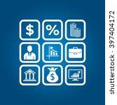 business icons set   Shutterstock .eps vector #397404172