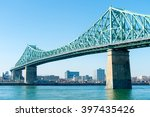 Jacques Cartier Bridge In...