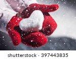 Heart Of Snow. Modeling. It...