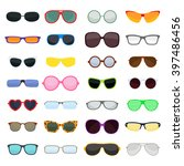 Vector Fashion Glasses...