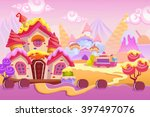 creative illustration and... | Shutterstock . vector #397497076