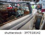 stuttgart  germany  march 17 ... | Shutterstock . vector #397518142