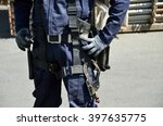 fall protection systems  full... | Shutterstock . vector #397635775