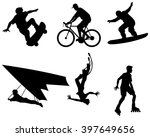 vector illustration of a six... | Shutterstock .eps vector #397649656