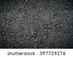 Abstract Asphalt Road Texture....