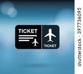 airport terminal design  | Shutterstock .eps vector #397736095