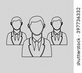 teamwork concept design    Shutterstock .eps vector #397736332