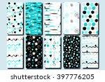 10 cute different vector...   Shutterstock .eps vector #397776205