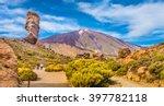 Panoramic View Of Unique Roque...