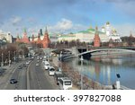 moscow  russia  march  20  2016 ... | Shutterstock . vector #397827088