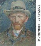 Self Portrait  By Vincent Van...
