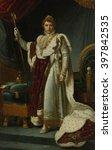 Portrait Of Emperor Napoleon I  ...
