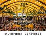 munich  germany  october 2 ...   Shutterstock . vector #397845685