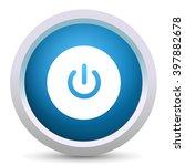 power button | Shutterstock .eps vector #397882678