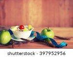 Diet Fruit Apple Centimeter...