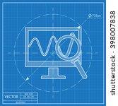monitoring vector blueprint...