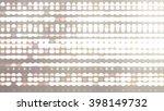 image of defocused stadium... | Shutterstock . vector #398149732