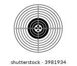 target | Shutterstock . vector #3981934