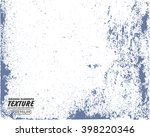 grunge texture background  ... | Shutterstock .eps vector #398220346