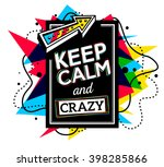 vector illustration of colorful ... | Shutterstock .eps vector #398285866